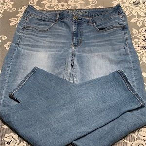 American Eagle Jeans Size 12 Skinny